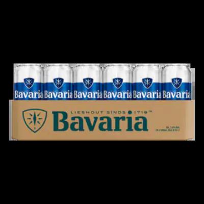 Bavaria Pilsener Blikken