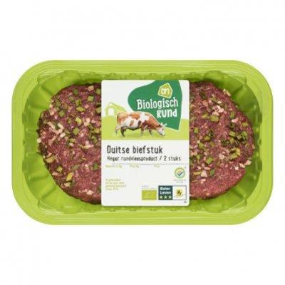 Huismerk Biologisch Duitse biefstuk