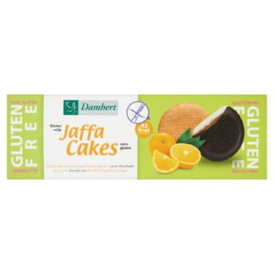Damhert Glutenvrije Jaffa cakes