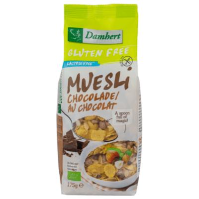 Damhert Glutenvrije muesli chocolade bio