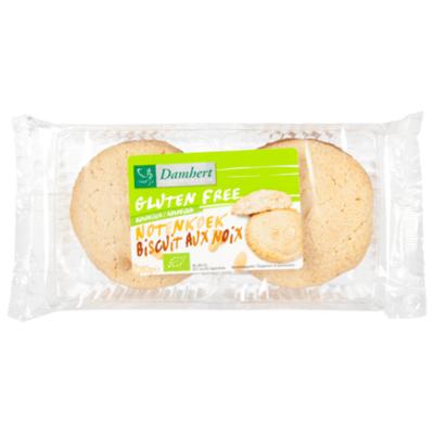 Damhert Glutenvrije koek noten bio