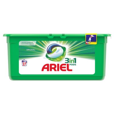 Ariel Pods Original Wasmiddelcapsules 25 Wasbeurten