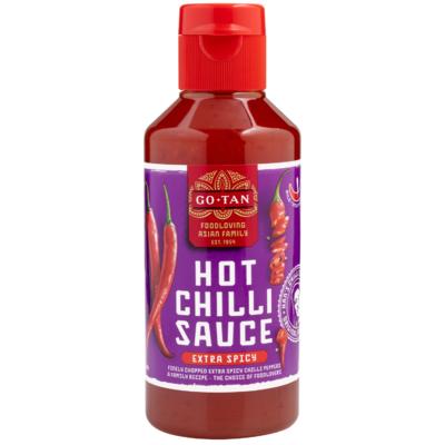 Go-Tan Chilisaus extra hot