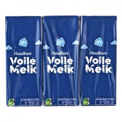 Huismerk Volle melk houdbaar