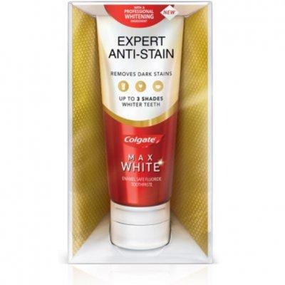 Colgate Max White Expert Tandpasta Anti Stain