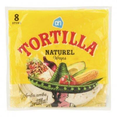 Huismerk Tortilla wraps