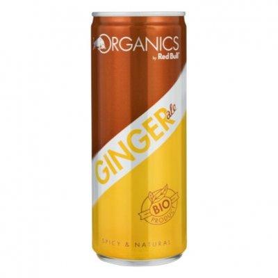 Red Bull Organics gingerale