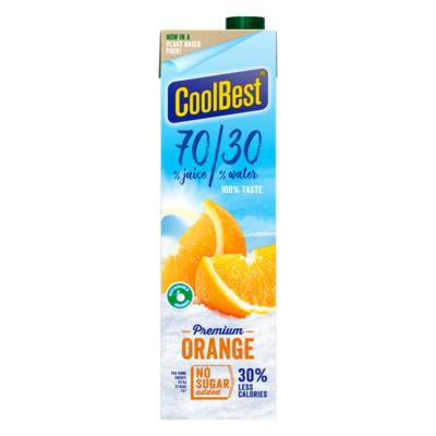 CoolBest 70/30 Premium Orange