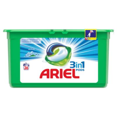 Ariel Pods alpine 36st