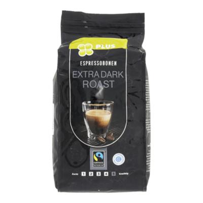 Huismerk Extradark Roast Koffiebonen Fairtrade