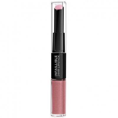 L'Oréal Infallible lipstick 110 timeless rose