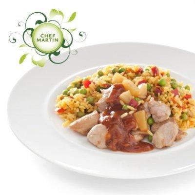 Chef Martin Spaanse rijstschotel met kip