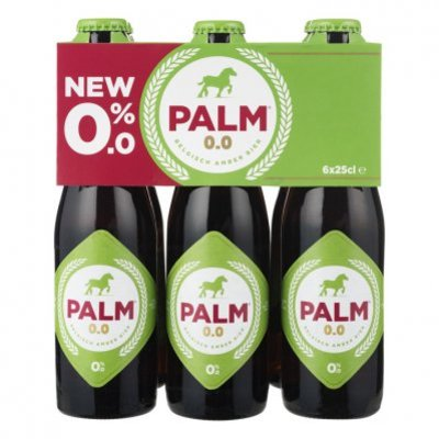 Palm Amber alcoholvrij speciaal bier 6-pack