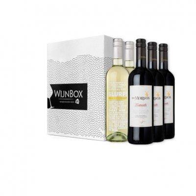 De genoeg voor iedereen wijnbox