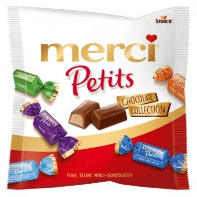 Merci Petits choc collection