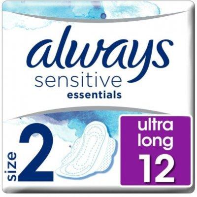 Always Sensitive essentials ultra long