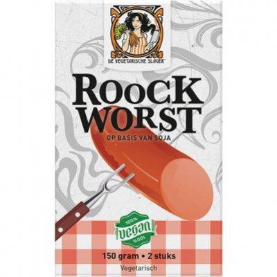 Vegetarische Slager Roockworst
