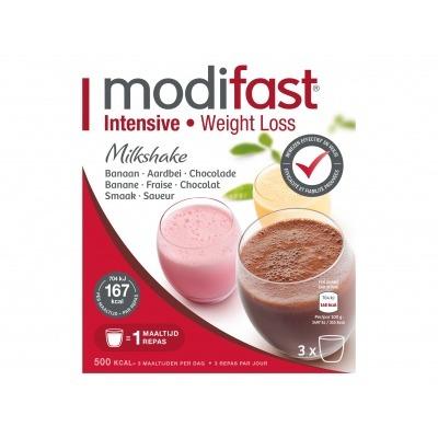 Modifast Intensive milkshake