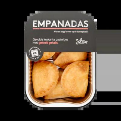 Johma Empanadas Gevulde Krokante Pasteitjes met Gekruid Gehakt