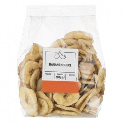 Wings Bananen chips