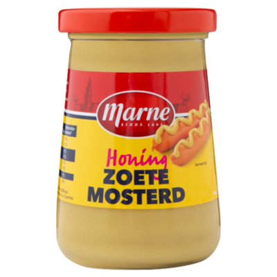 Marne Mosterd zoet honing