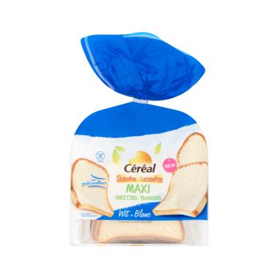 Céreal Glutenfree & Lactosefree Maxi Sneetjes Wit
