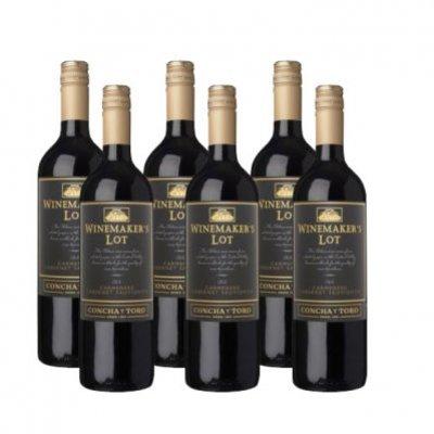 Winemaker's Lot Carmenere Cabernet Sauvignon