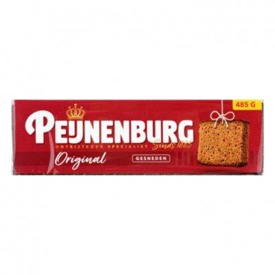 Peijnenburg Ontbijtkoek naturel gesneden