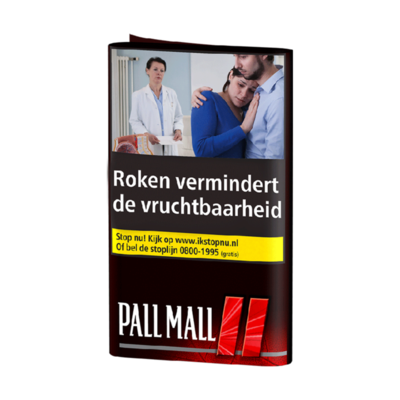 Pall Mall Red L Pouch