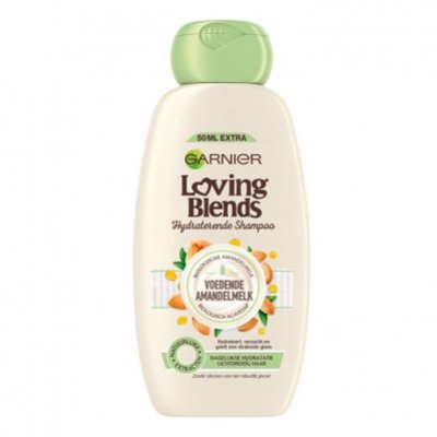 Loving Blends Amandel & agave shampoo