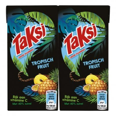 Taksi Tropisch fruit multipack