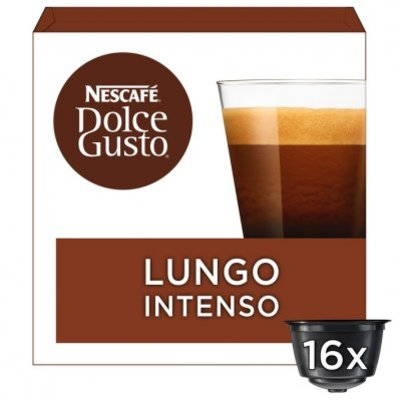 Nescafé Dolce Gusto Lungo intenso koffie cups
