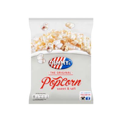 Jimmy's The Original Popcorn Sweet & Salt