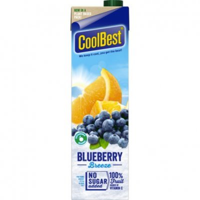 CoolBest Blueberry breeze