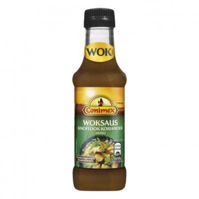 Conimex Woksaus knoflook-koriander