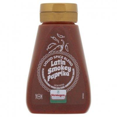Verstegen Liquid spice blend: latin smokey paprika