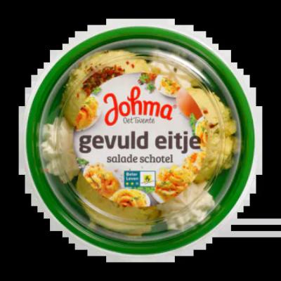 Johma Gevuld Eitje Salade Schotel