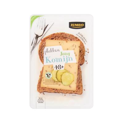 Huismerk Jong Komijn Kaas 48+ Plakken