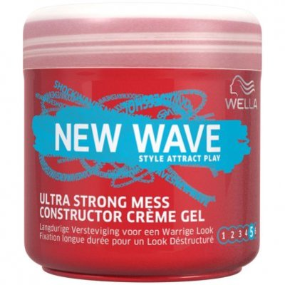 New Wave Mess constructor cream ultra strong