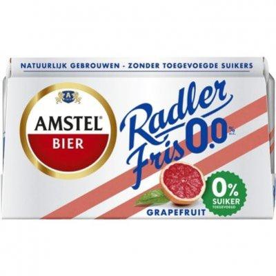 Amstel Radler grapefruit fris 0.0