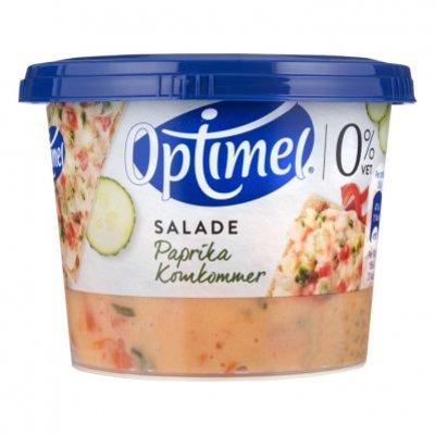 Optimel Salade paprika-Komkommer