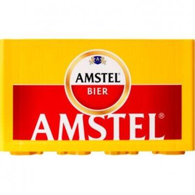 Amstel Radler citroen 0.0 krat