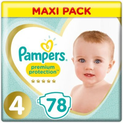 Pampers Premium Protection Megapak maat 4