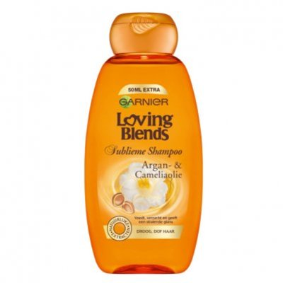 Loving Blends Argan & camelia shampoo