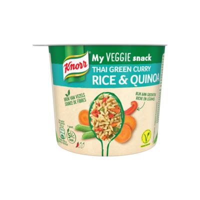 Knorr Snackpot Thai Groene Curry