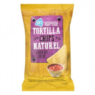 Huismerk Tortilla chips naturel