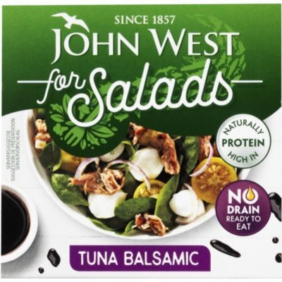 John West Tuna for salads balsamic