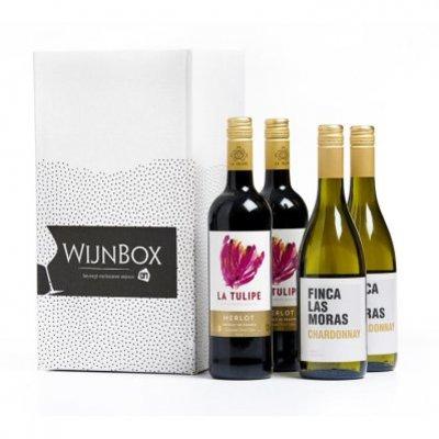 Huismerk Gourmet wijnbox