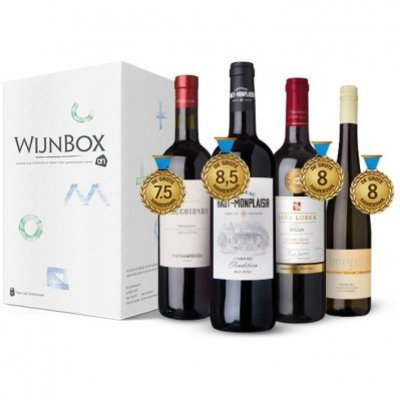Huismerk Wijnproefbox