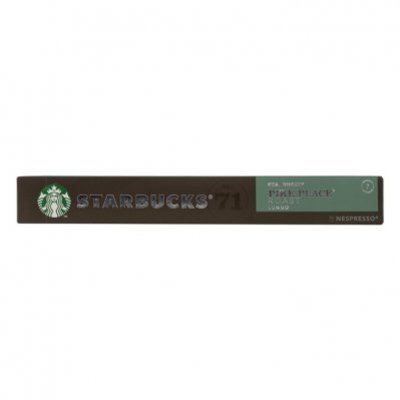 Starbucks Nespresso pike place koffie capsules